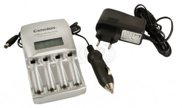 Camelion bc-0907 super fast battery Charger 4 Channels!