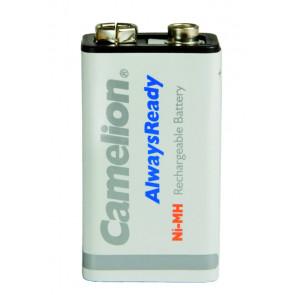 Rechargeable batteries 9 Volt 200 mAh NiMH Camelion