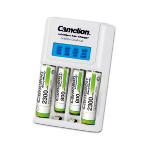 Camelion BC-1012 battery Charger 4 Channels!