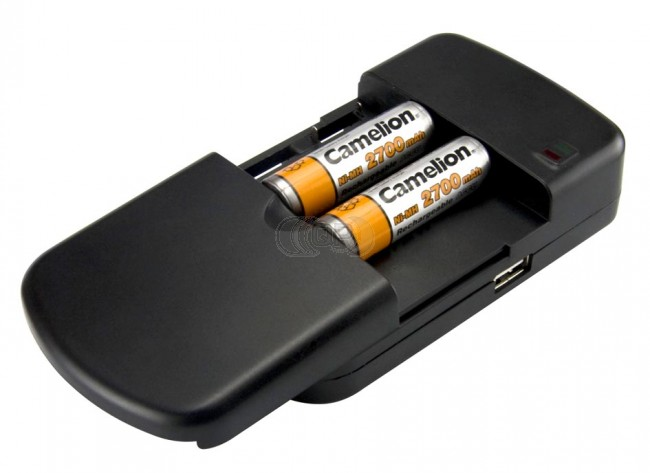 Camelion Lbc 312 Lithium Ion Fast Battery Charger