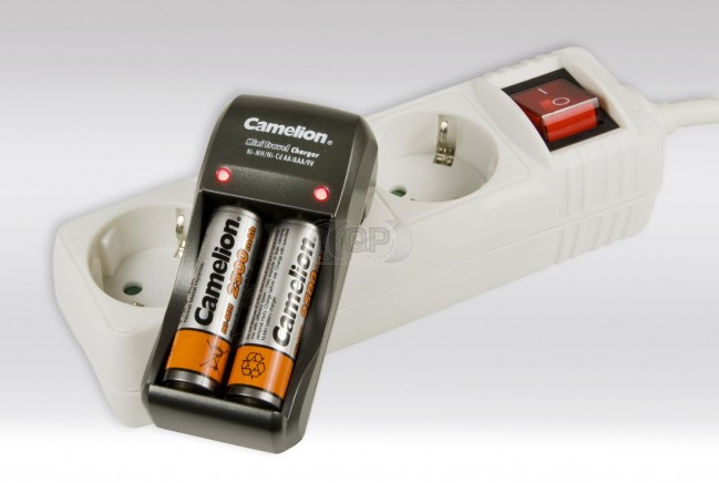 Camelion Bc 1001 Battery Charger 3 Channels